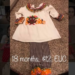 Other - Thanksgiving outfit